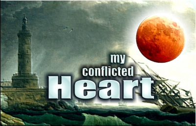 My conflicted heart