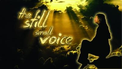 The still small voice