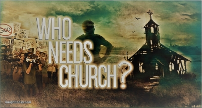 Who needs the church